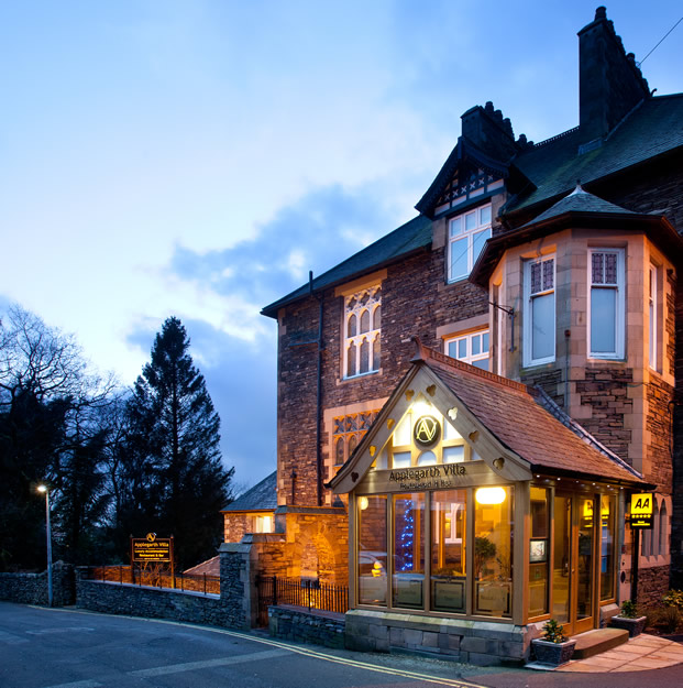Applegarth Villa Hotel, Restaurant & Lounge Bar in Windermere