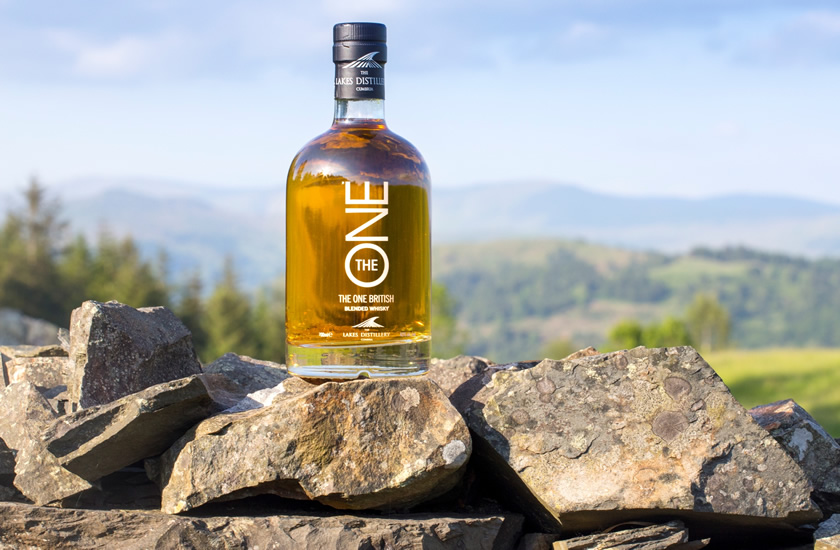 The One - Lakes Distillery